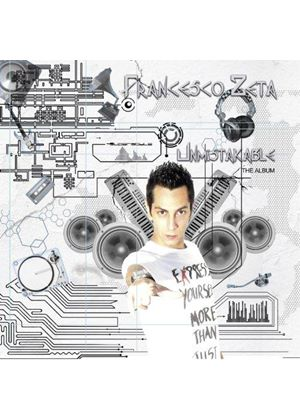 Francesco Zeta - Unmistakable (Music CD)