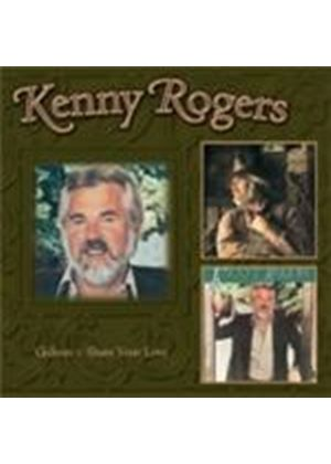 Kenny Rogers - Gideon/Share Your Love (Music CD)