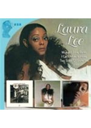 Laura Lee - Women's Love Rights/I Can't Make It Alone/Two Sides Of Laura Lee (Music CD)