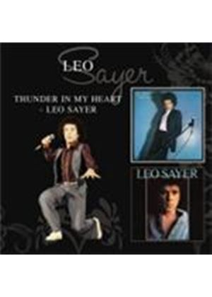 Leo Sayer - Thunder In My Heart/Leo Sayer (Music CD)
