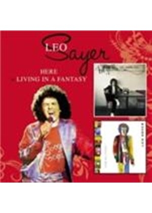 Leo Sayer - Here/Living In A Fantasy (Music CD)