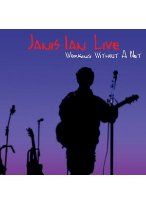 Janis Ian - Live (Working Without a Net/Live Recording) (Music CD)