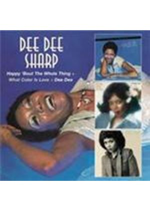 Dee Dee Sharp - Happy 'Bout The Whole Thing/What Colour Is Love/Dee Dee (Music CD)