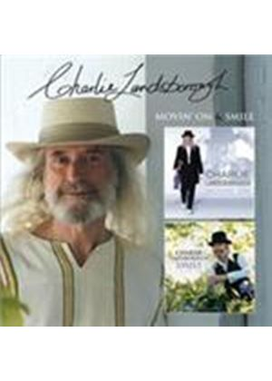Charlie Landsborough - Movin' On/Smile (Music CD)