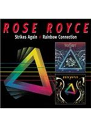 Rose Royce - Strikes Again/Rainbow Connection (Music CD)