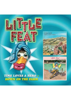 Little Feat - Time Loves a Hero/Down On the Farm (Music CD)