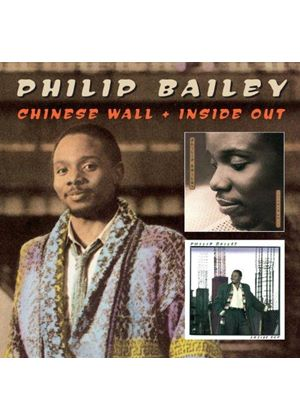 Philip Bailey - Chinese Wall/Inside Out (Music CD)