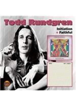 Todd Rundgren - Initiation/Faithful (Music CD)