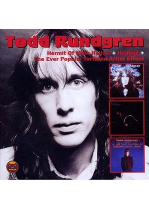 Todd Rundgren - Hermit of Mink Hollow/Healing/The Ever Popular Tortured Artist Effect (Music CD)