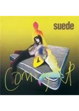 Suede - Coming Up (+DVD)