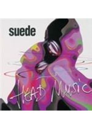 Suede - Head Music (+DVD)