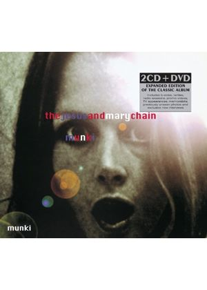Jesus and Mary Chain (The) - Munki (+DVD)