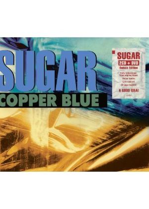 Sugar - Copper Blue (+DVD)