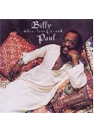 Billy Paul - When Love Is New (Music CD)