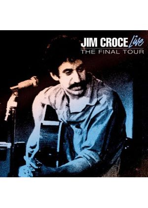 Jim Croce - Jim Croce Live (The Final Tour/Live Recording) (Music CD)
