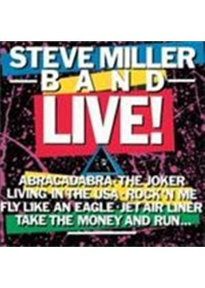 Steve Miller Band (The) - Live (Music CD)