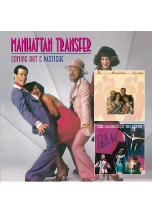 Manhattan Transfer (The) - Coming Out/Pastiche (Music CD)