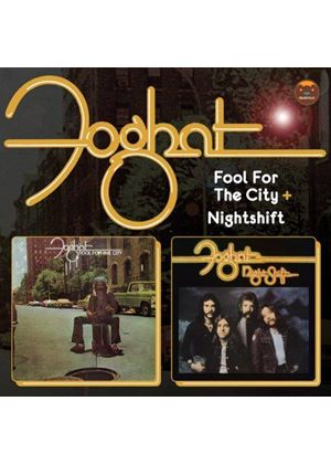 Foghat - Fool for the City/Night Shift (Music CD)