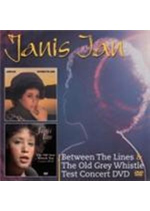 Janis Ian - Between The Lines/Whistle Test Concert (+DVD)