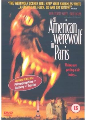 American Werewolf In Paris