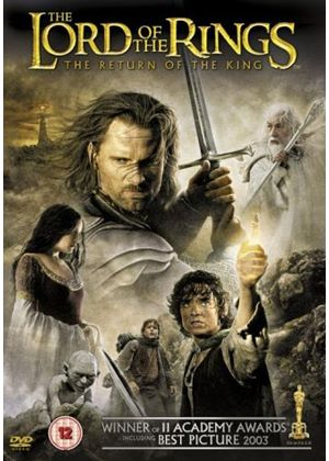 The Lord Of The Rings: The Return Of The King (2 Discs)