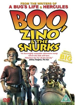 Boo, Zino And The Snurks (Animated)