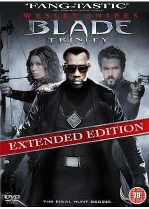 Blade: Trinity (Extended Version) (Wesley Snipes)