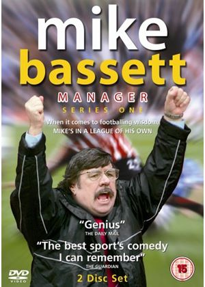 Mike Bassett: Manager - Series 1 (2 Discs)