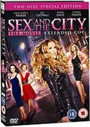 Sex And The City - The Movie (2008) (2 Disc Edition)