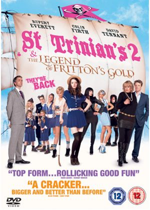 St. Trinians 2 - The Legend Of Fritton's Gold