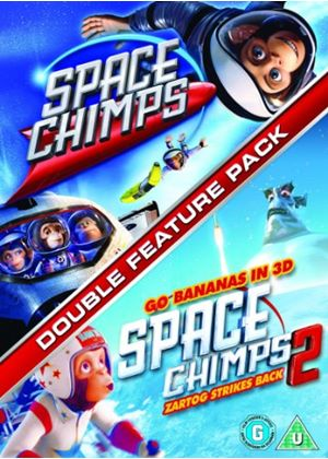 Space Chimps / Space Chimps 2 - Zartog Strikes Back