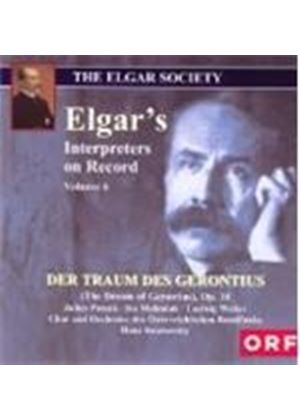 Edward Elgar - Elgar's Interpreters On Record Vol. 6