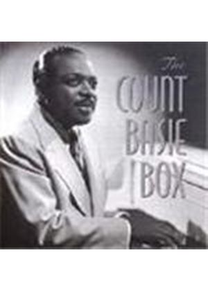 Count Basie - Count Basie Box, The (Featuring The Classic Hit Singles A and B-Sides & More)