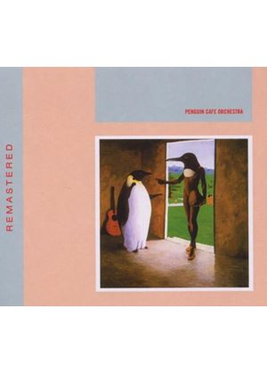 Penguin Cafe Orchestra - Penguin Cafe Orchestra