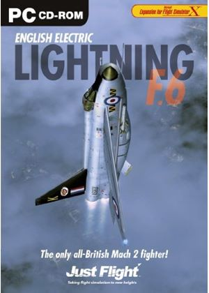 English Electric Lightning (PC DVD)