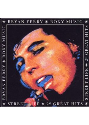 Bryan Ferry And Roxy Music - Street Life - 20 Greatest Hits (Music CD)