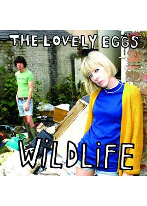 Lovely Eggs (The) - Wildlife (Music CD)