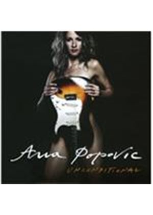 Ana Popovic - Unconditional (Music CD)