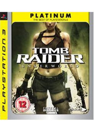 Tomb Raider: Underworld - (Platinum) (PS3)