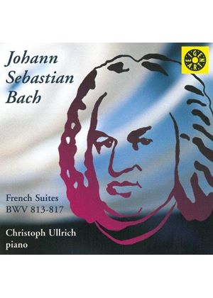 Johann Sebastian Bach: French Suites BWV 813-817 (Music CD)
