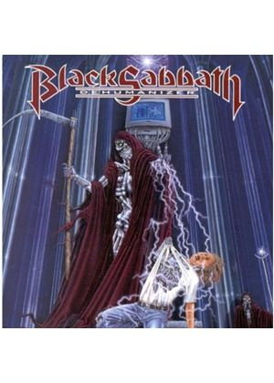 Black Sabbath - Dehumanizer (Music CD)