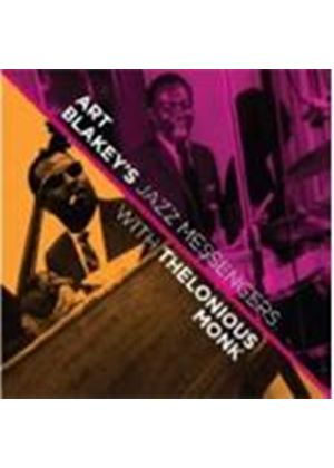 Art Blakey And The Jazz Messengers - With Thelonious Monk [Spanish Import]