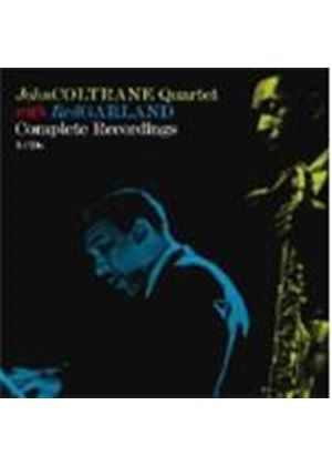 JOHN COLTRANE QUARTET - Complete Recordings With Red Garland