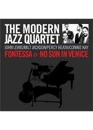 Modern Jazz Quartet (The) - Fontessa/No Sun For Venice (Music CD)
