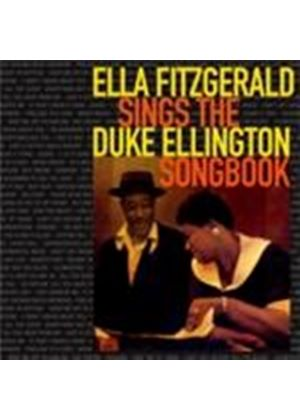 Ella Fitzgerald - Sings The Duke Ellington Songbook (Music CD)