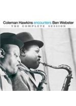 Coleman Hawkins & Ben Webster - Encounters (The Complete Session) (Music CD)