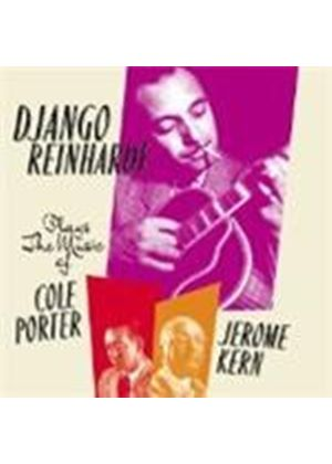 Django Reinhardt - Plays Cole Porter And Jerome Kern (Music CD)
