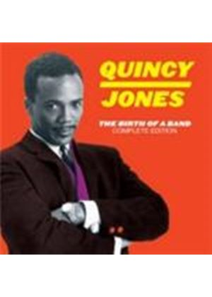 Quincy Jones - Birth Of A Band (Music CD)