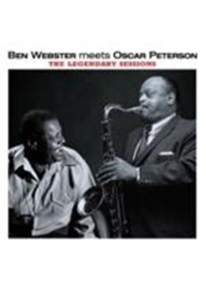 Ben Webster & Oscar Peterson - Legendary Sessions, The (Music CD)