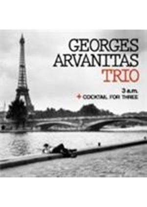 Georges Arvanitas - 3am/Cocktails For Three (Music CD)